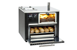 Compact Lite potato oven - Compact Lite in black finish