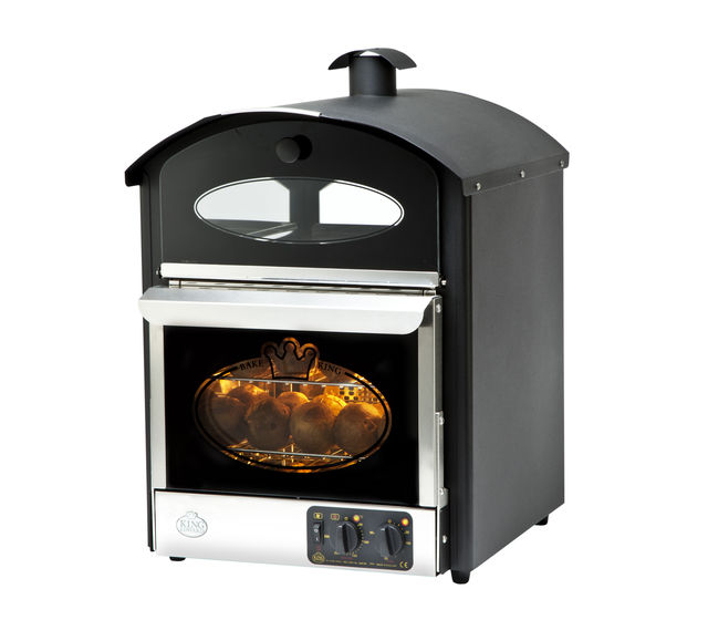 Bake King Mini oven with front closed