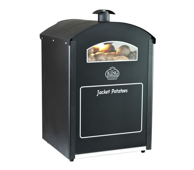 Bake-King oven rear