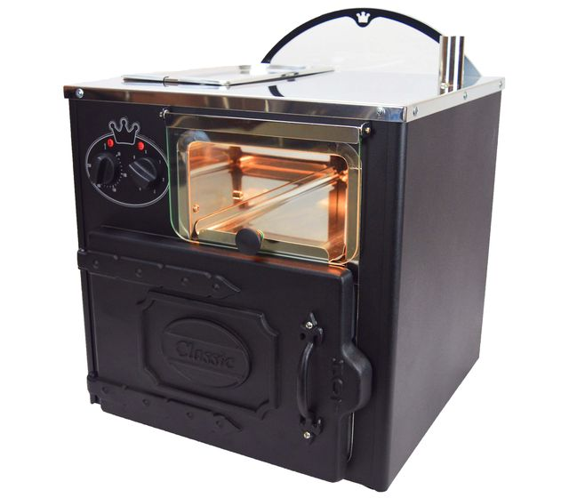 Front of Classic Compact Potato Oven