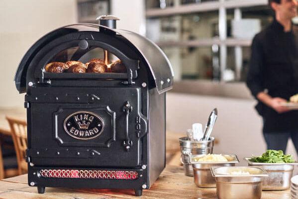 King Edward Potato Ovens
