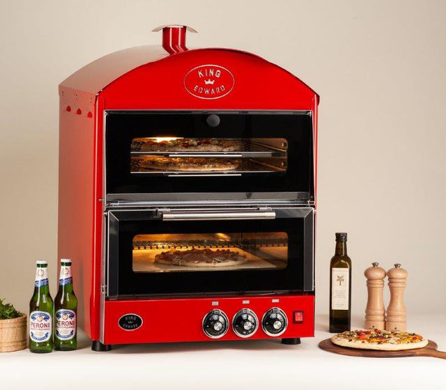Pizza Oven with Warmer PKIW-product-img-1