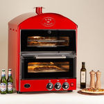 Pizza Oven with Warmer PKIW-product-thumb-1