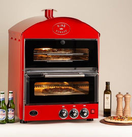 Pizza Oven with Warmer PKIW