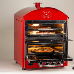 Our Pizza Ovens