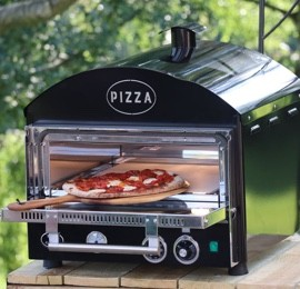 Pizza King ovens