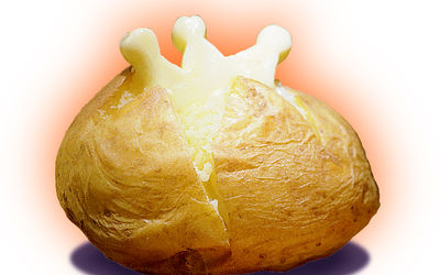 Ultimate Jacket Potato
