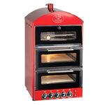 Double Pizza Oven with Warmer PK2W-product-thumb-1