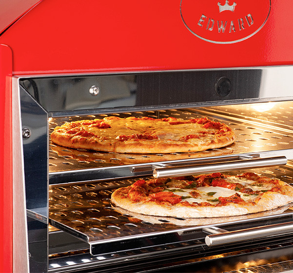 Double Pizza Oven with Warmer-product-img-3