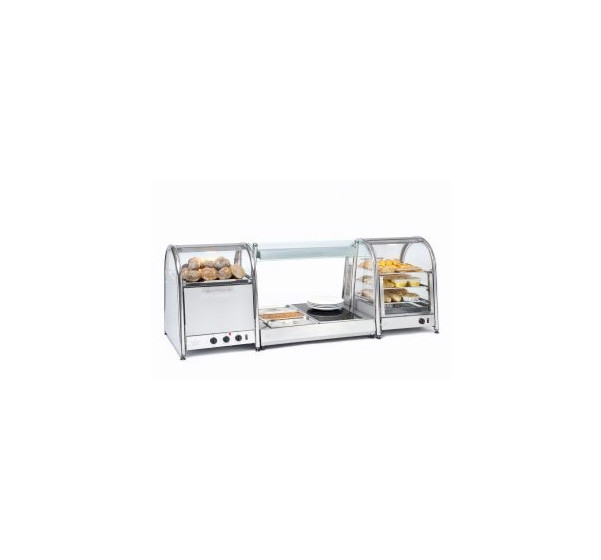 Large Vista Bain Marie (with optional gantry)-product-img-2