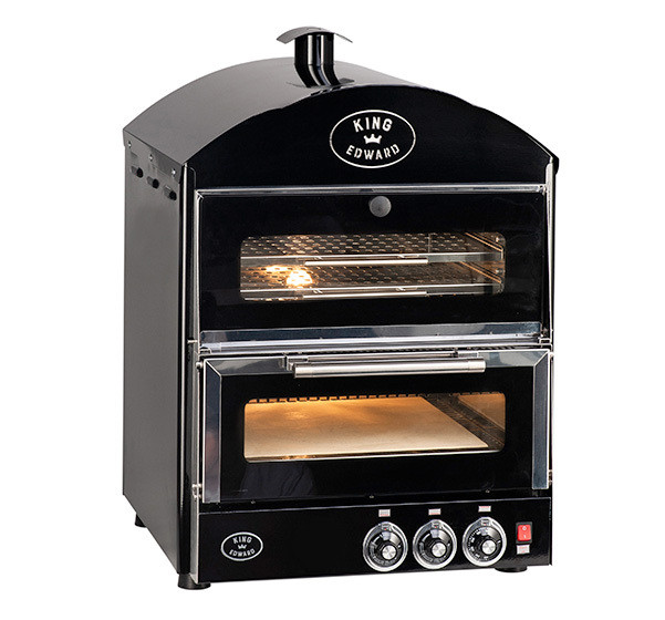 Pizza Oven with Warmer PKIW-product-img-2