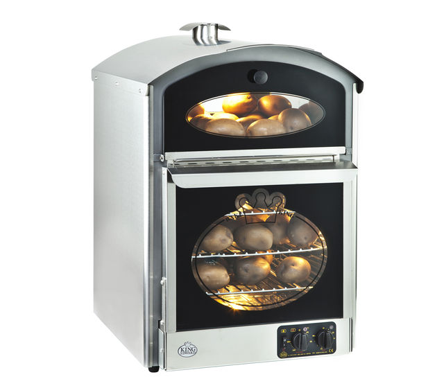 Bake-King oven stainless steel
