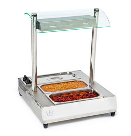 Small Vista Bain Marie (optional gantry)