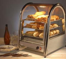 Vista Hot Food Display